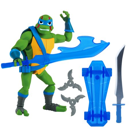 Rise of the Teenage Mutant Ninja Turtle Leonardo Action Figure](Teenage Mutant Ninja Turtles Villains)