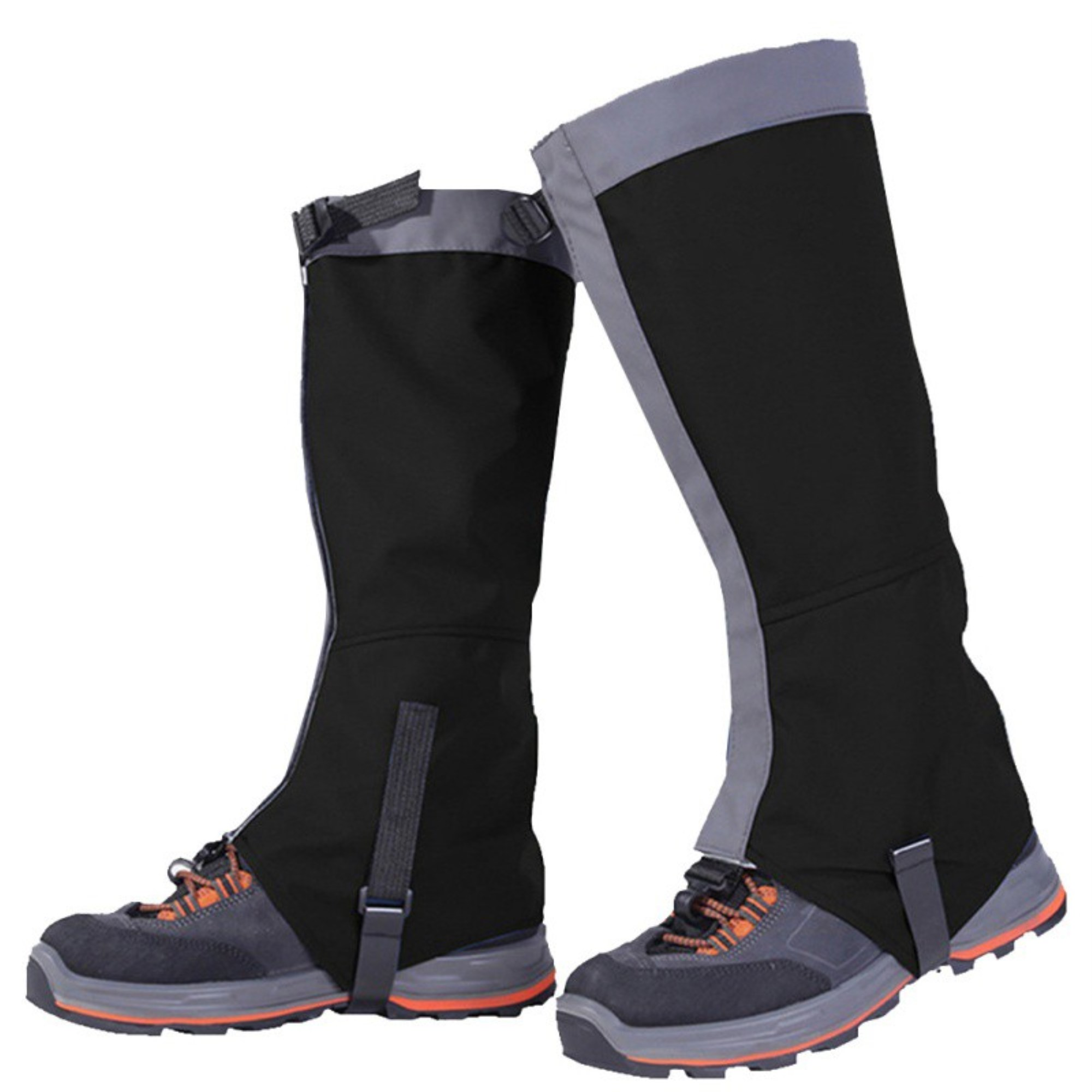Waterproof Outdoor Hiking Boots Snow Kids Gaiters Walking Climbing Camping DRACO