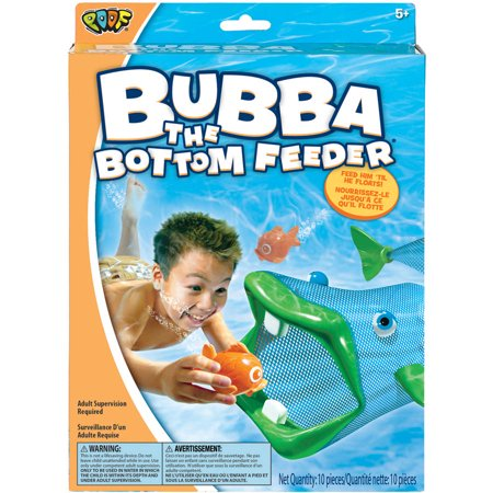 POOF Bubba The Bottom Feeder