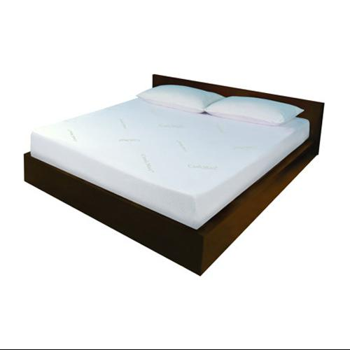 "Cradlesoft 9"" Coolmax Mattress Twin Coolmax Memory Foam"