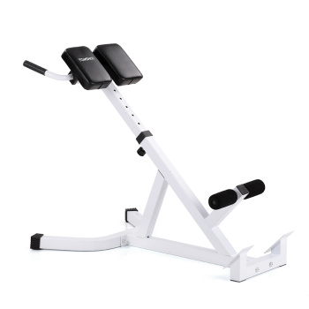 TOMSHOO Abdominal Back Extension Exercise AB Bench Home Gym Fitness Equipment