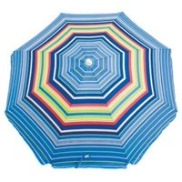 RIO BRANDS LLC UB71-TS 6' Beach Umbrella
