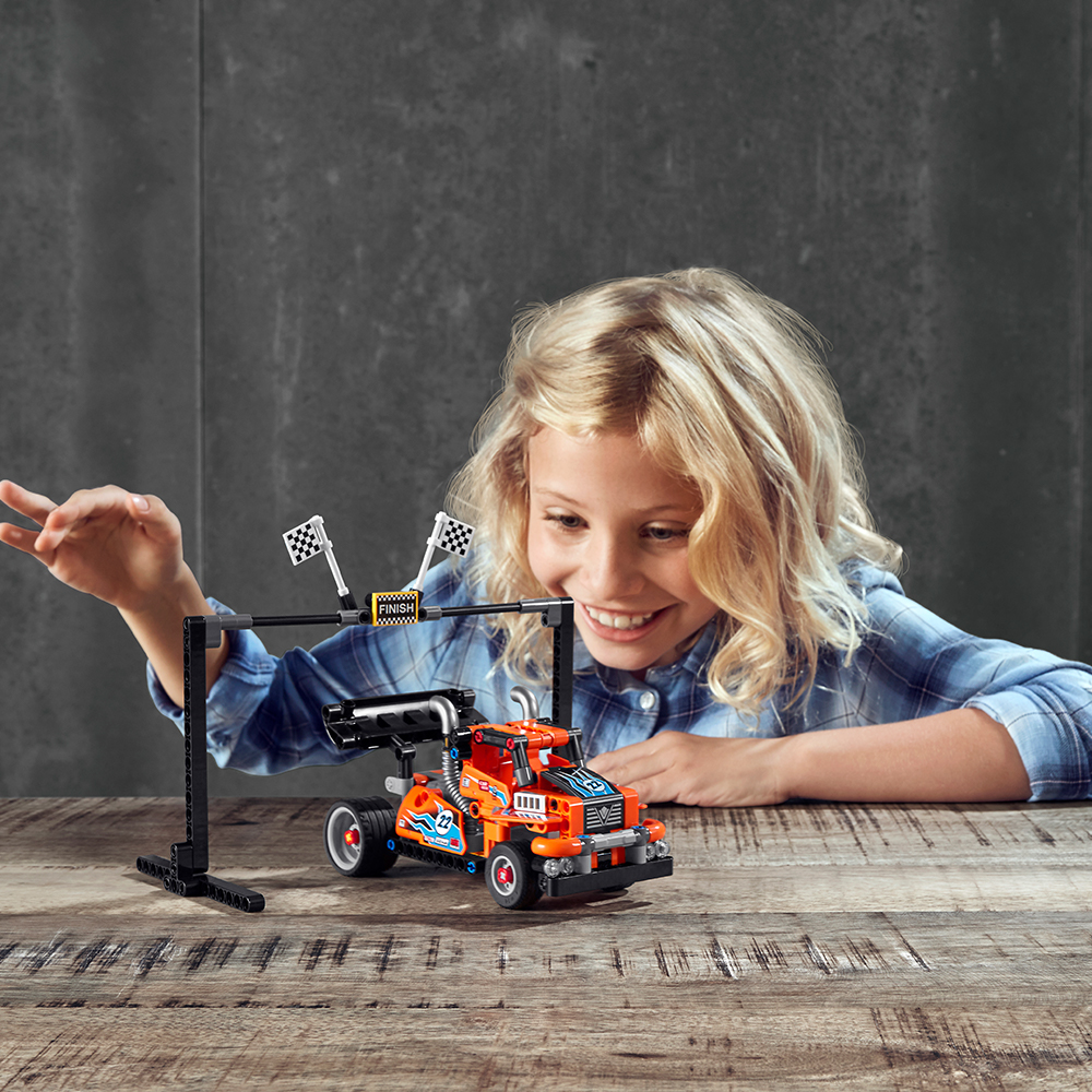 LEGO Technic Race Truck Building Kit Only $13.99 at Walmart (Reg $20)