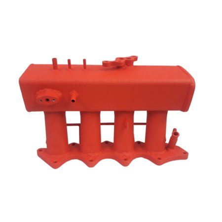 Intake Manifold RED for 99-00 Civic Si B16A 97-01 Acura Integra Type-R B18C5 Intake Manifold RED for 99-00 Civic Si B16A 97-01 Acura Integra Type-R B18C5 Acura Civic Manifold