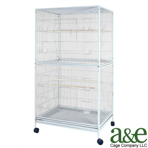 A&E Cage Co. Extra Large Flight Bird Cage by A&E Cage Co.