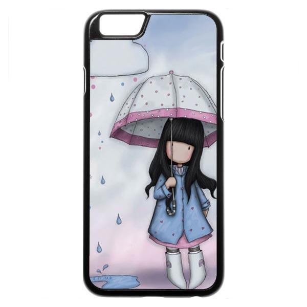 Girl With Umbrella iPhone 7 Case