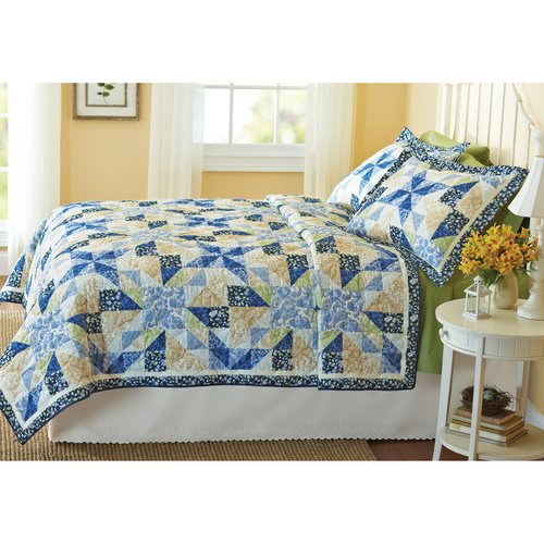 Mainstays Quilt Collection, Triangle