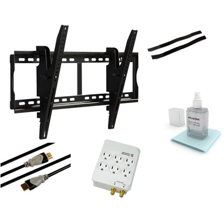 Tilting TV Wall Mount Kit for 37″ to 70″ Flat Panel TVs