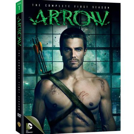 Arrow: The Complete First Season (DVD + Batman V Superman: Dawn Of Justice Movie Money)