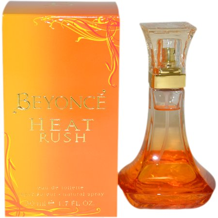 Beyonce Heat Rush By Beyonce For Women   1 7 Oz Edt Spray