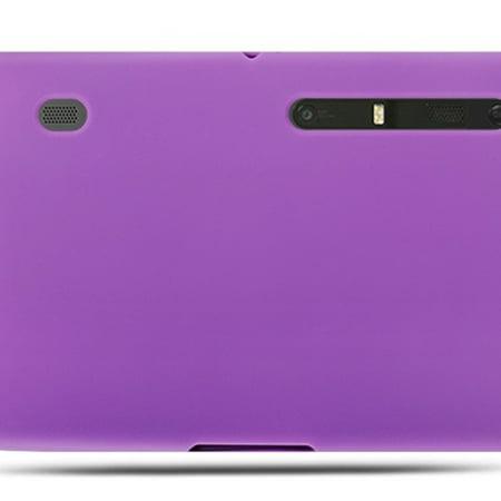 Motorola Xoom Case  By Insten Rubber Silicone Soft Skin Gel Case Cover For Motorola Xoom