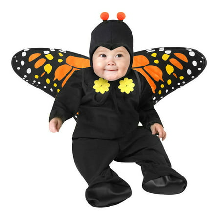 Baby Monarch Butterfly - Halloween Monarch Butterfly Costume