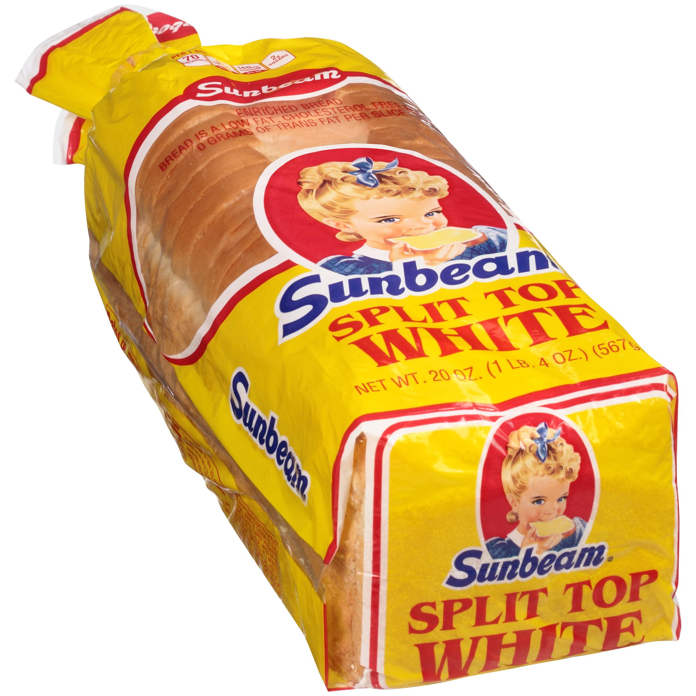 sunbeam bar b q pull apart bread 16 oz walmart com