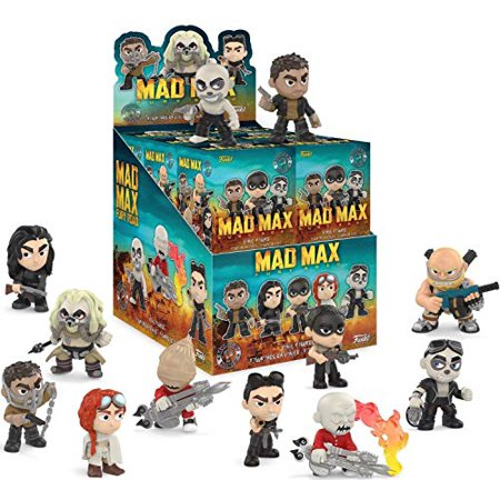 Funko Mystery Mini Mad Max Fury Road Store Display Case of 12 (West Road Mall Stores)