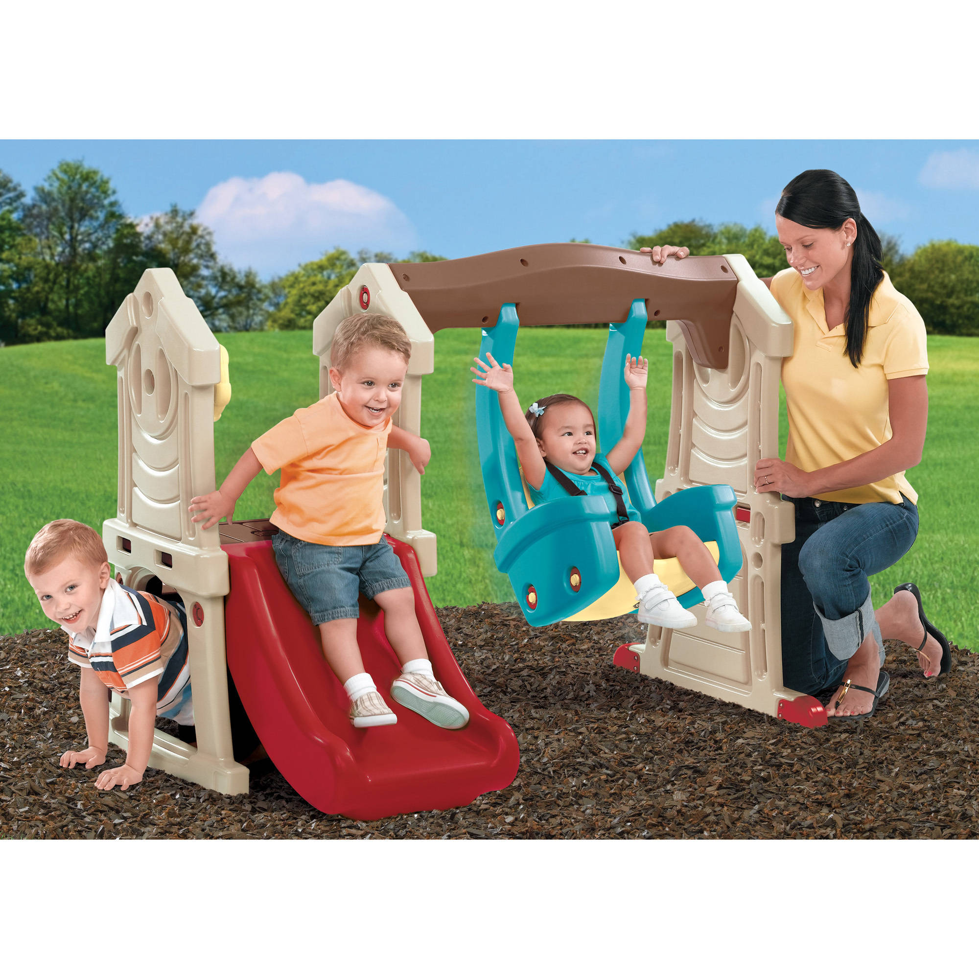 Step2 Toddler Swing and Slide Walmart