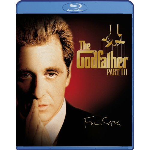 The Godfather: Part III (Blu-ray) (Widescreen)