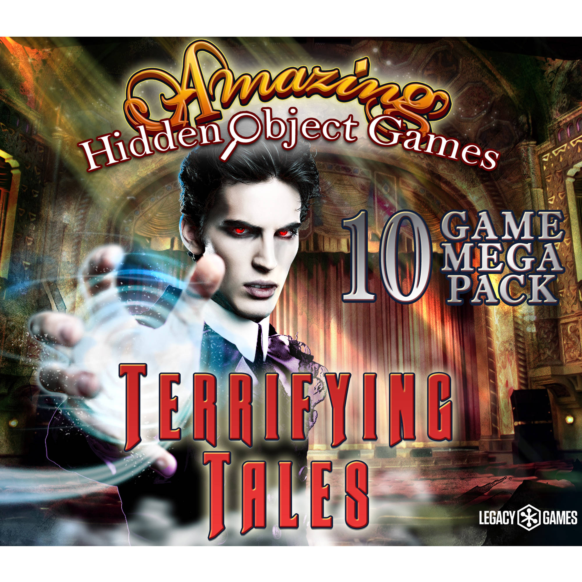 Amazing Hidden Object Games: Terriftales, PC