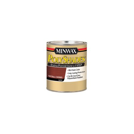 Minwax® PolyShades® Natural Cherry, Satin, 1-Qt