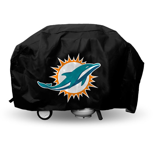 Rico Industries Dolphins Vinyl Grill Cover