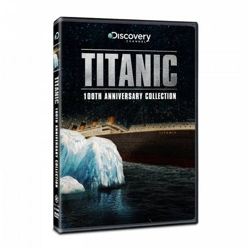 TITANIC-100TH ANNIVERSARY COLLECTION (DVD)