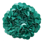 Expo Twisted Flower Brooch by Expo International, Inc