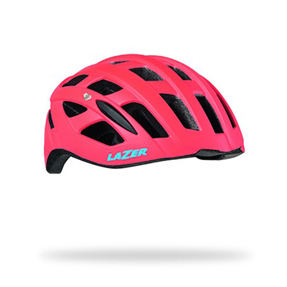 Lazer Amy Womens Helmet Small Coral Road Racing CX