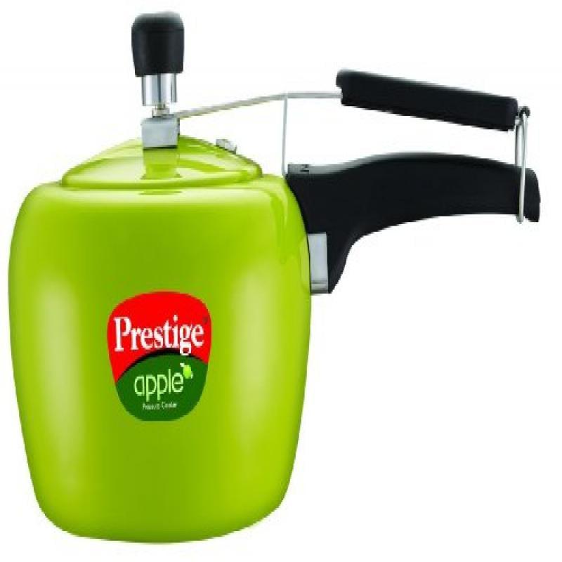 Prestige Pra5g Apple Aluminum Green Color Pressure Cooker 5 Litres Walmart Com Walmart Com