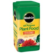 Miracle-Gro Water Soluble All Purpose Plant Food, 5 lb
