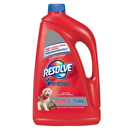 Resolve Pet Carpet Steam Cleaner Solution 60 Fl Oz Bottle