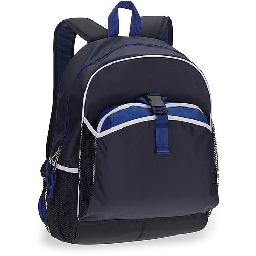 """Eastsport 18"""" Backpack with Dual Lunchpack"""