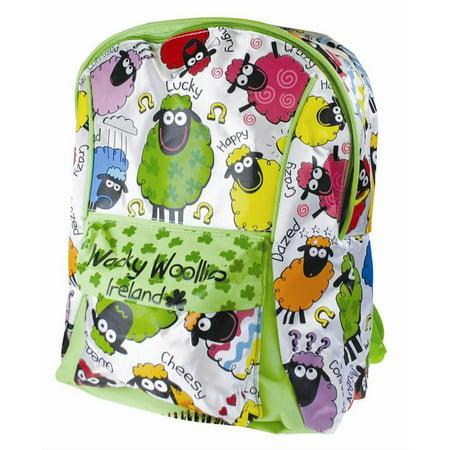 Wacky Woollies School Bag - Wacky Bags
