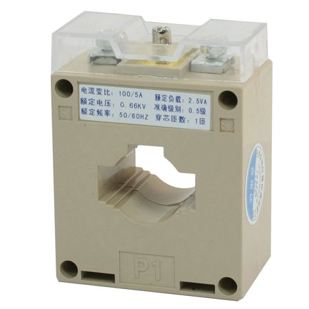 Unique Bargains BH-0.66 0.5 Accuracy Class 1T 100/5A CT Current Transformer BH-0.66 - image 1 of 1