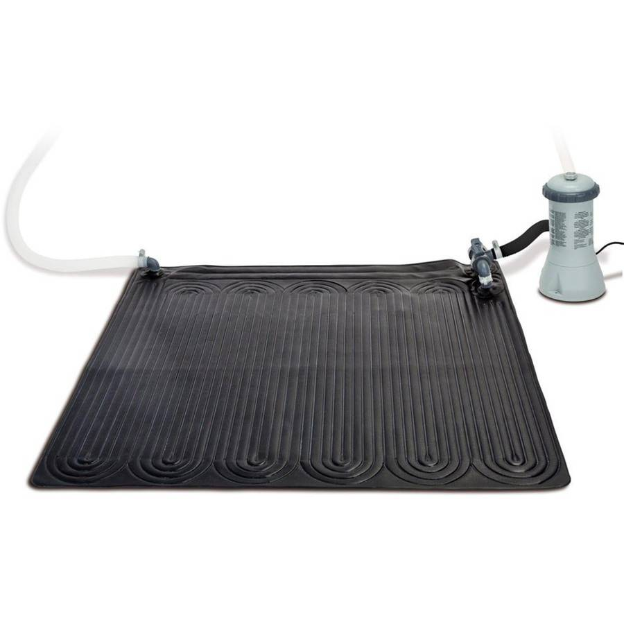 Intex Solar Heater Mat For Above Ground Pools Up To 8,000 Gallons by Intex