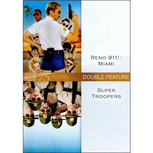 Reno 911: Miami / Super Troopers (Double Feature) (Fox 75th Anniversary)