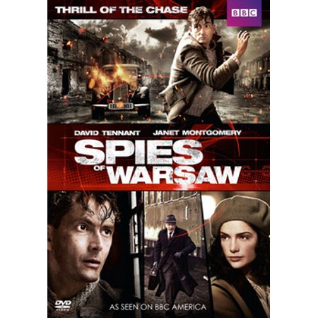 Spies of Warsaw (DVD) (Montgomery Burns)