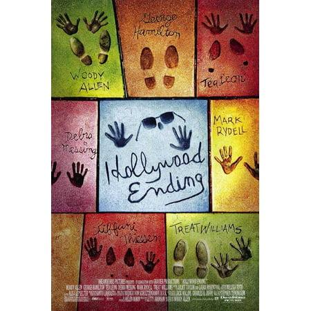 Hollywood Ending Poster Movie B Mini Promo