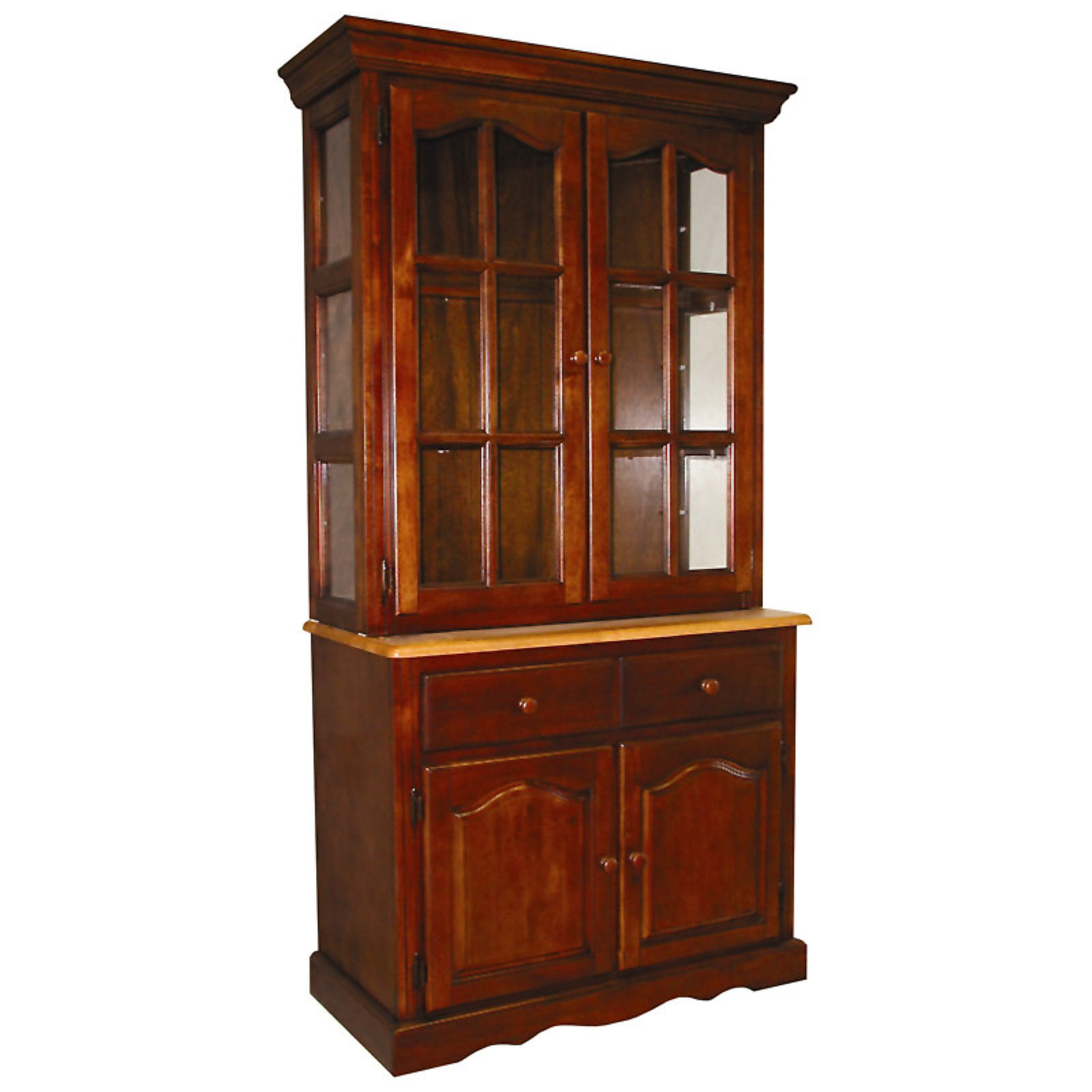 Sunset Trading Brentwood China Cabinet by Sunset Trading