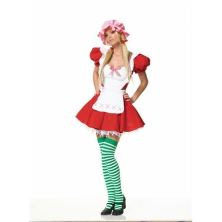 costumes for all occasions ua83115sm country girl dress small - Madera Country Halloween