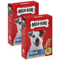 (2 Pack) Milk-Bone Original Dog Biscuits - Small, 24-Ounce