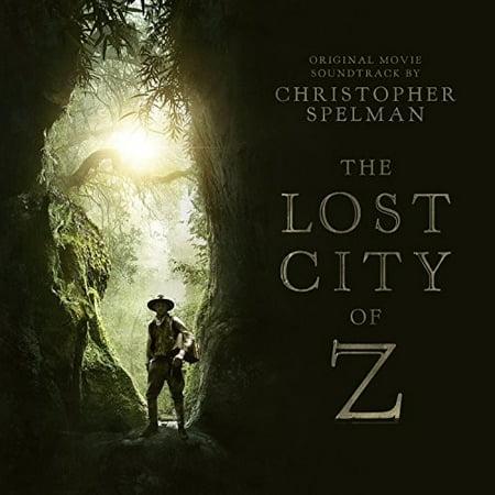 The Lost City Of Z - Original Motion Picture Soundtrack (Digi-Pak) (Motion City Soundtrack)