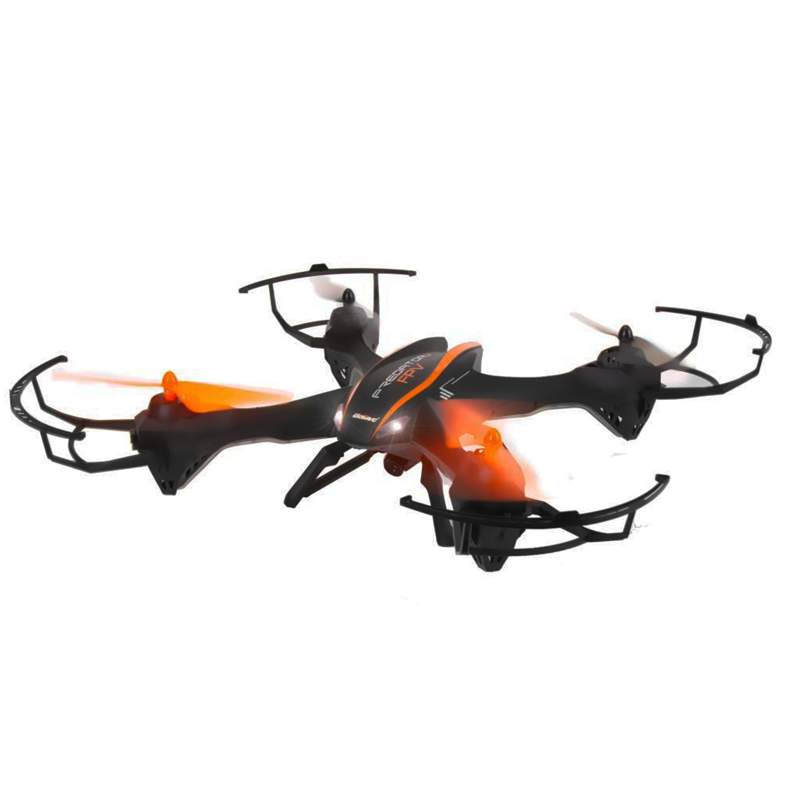 SereneLife WiFi Quad-Copter Wireless UAV with HD Camera and Video Recording by Serenelife