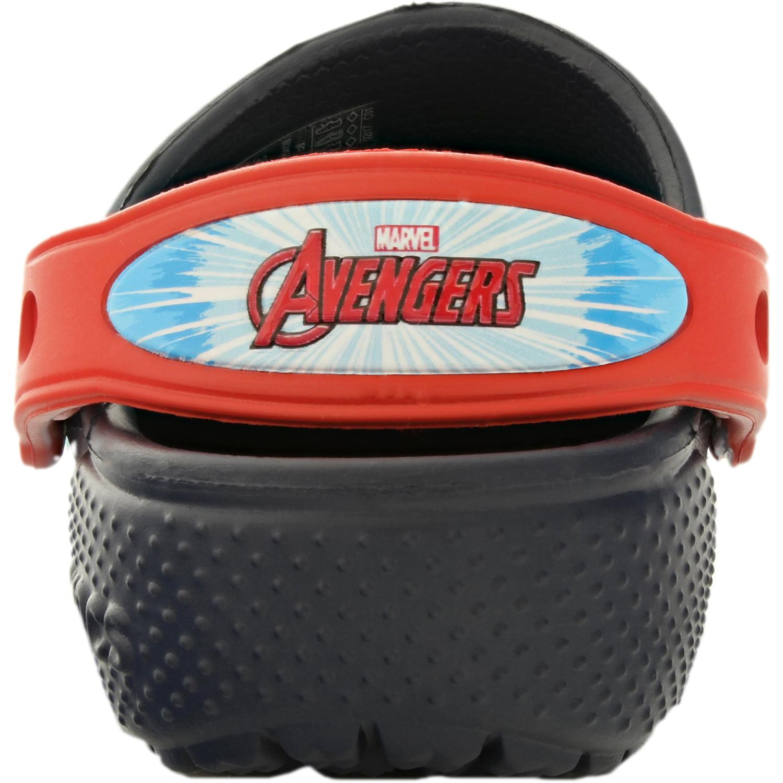 Crocs Boy's Crocsfunlab Marvel Avengers B Ankle-High Flat Shoe