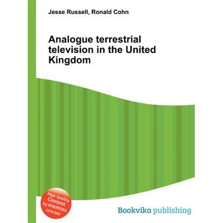 Analogue Terrestrial Television in the United - Analogue Tv