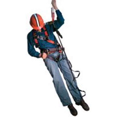 Msa Suspension Trauma Safety Step  Safety Products By Msa  Mine Safety Appliances Co