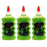 Elmer's Liquid Glitter Glue, Washable, Green, 6 Ounces, 3 Count