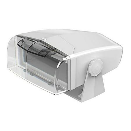 Dual Electronics MH200 Transparent Marine Waterproof Radio Housing Unit Single DIN (Decal Housing)