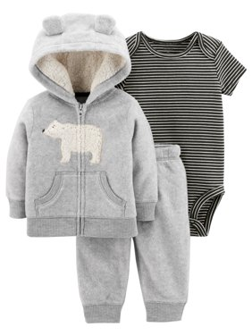 843dc2f6a Carter s Baby Coats   Jackets - Walmart.com