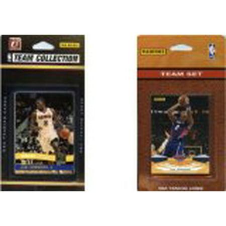 Nba Atlanta Hawks 2 Different Licensed Trading Card Team Sets