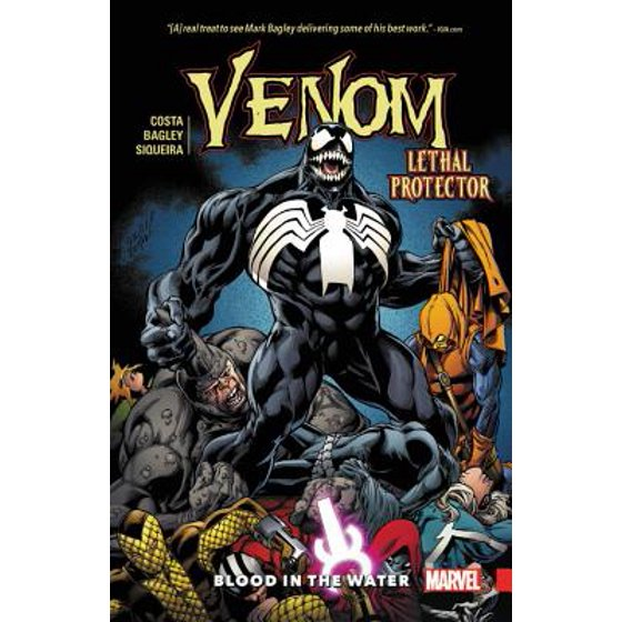 Venom Vol  3 : Lethal Protector - Blood in the Water