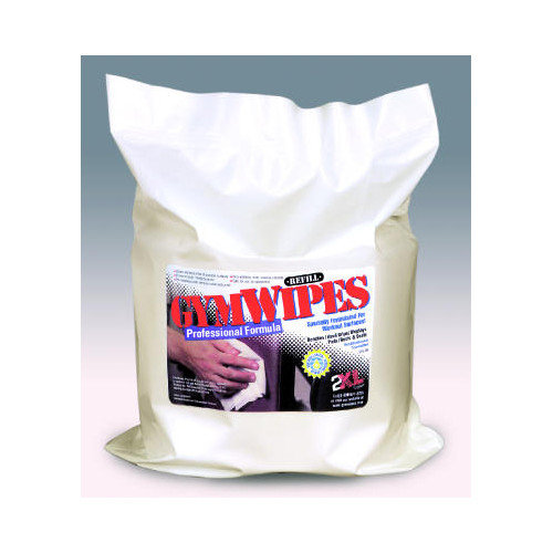 2XL Antibacterial Gym Wipes
